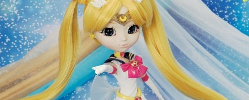 Super Sailor Moon Pullip Doll