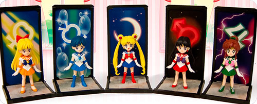 Tamashii Buddies Sailor Moon Figure