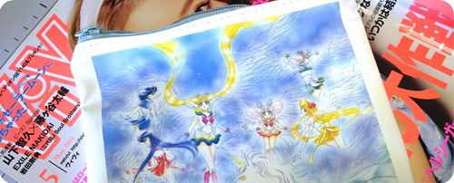 Sailor Moon x ViVi Special Issue - ViVi May 2014