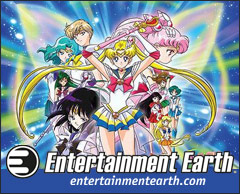 Buy Sailor Moon merchandise from Entertainment Earth