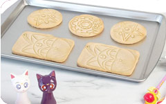 Purchase official Sailor Moon Cookie Cutter Set