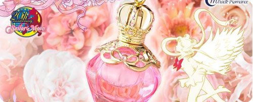 Sailor Moon Miracle Romance Perfume