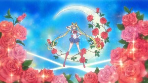 Sailor Moon Crystal Season 3 - Sailor Moon transform