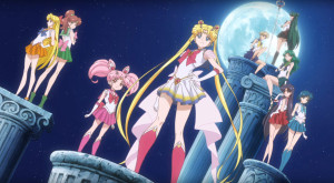 Sailor Moon Crystal Season 3 Opening